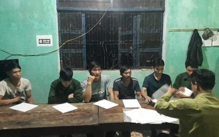VQG Phong Nha – Kẻ Bàng: bắt giữ và xử lý các...